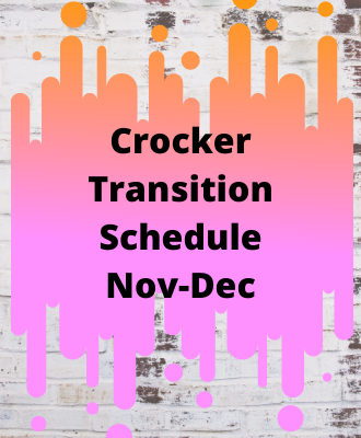 Transition Schedule Nov-Dec